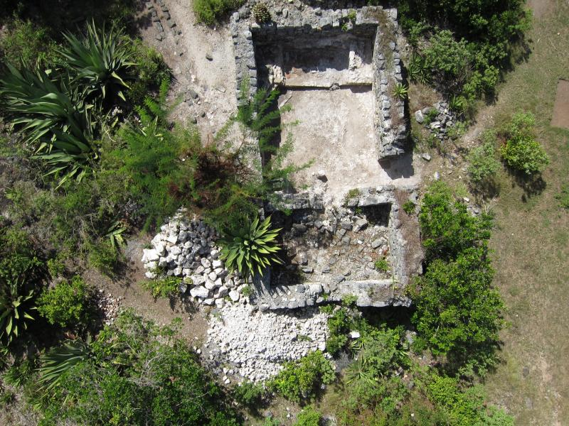 codrington-house-excavations