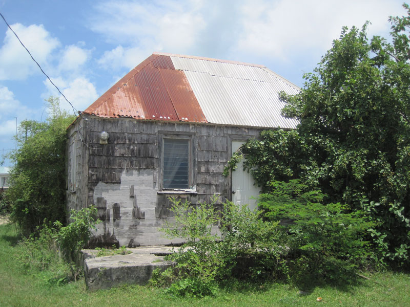 shingles house