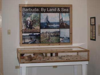barbuda-museum artefacts