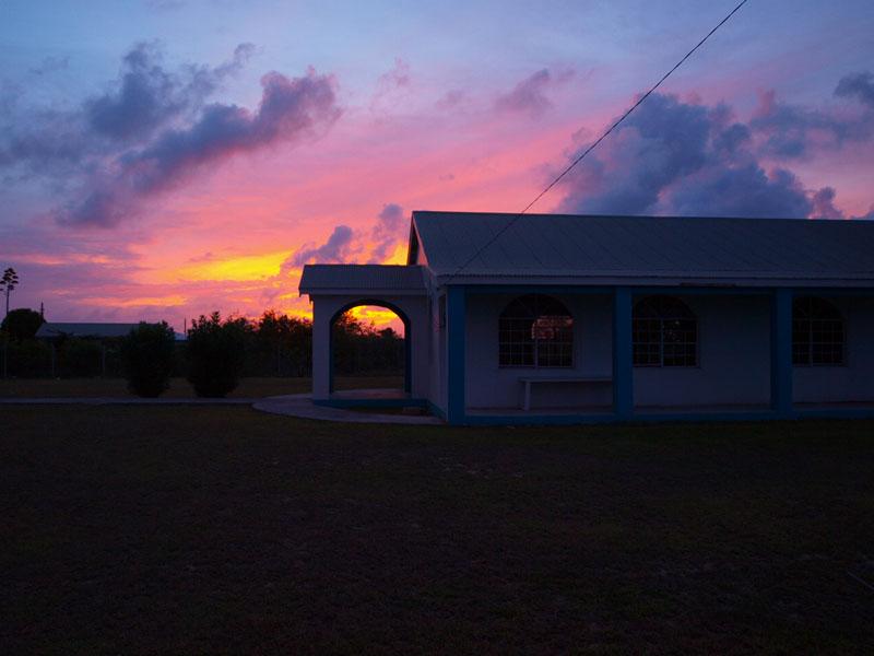 deeper life sunset