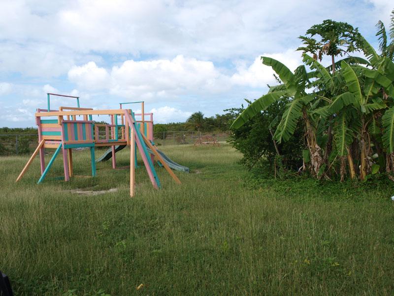 pre school garden