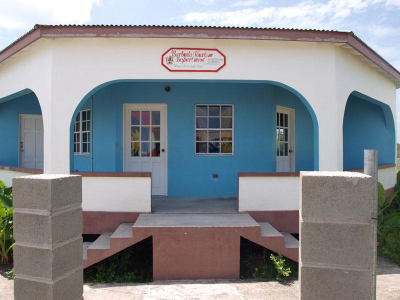 tourism building
