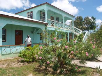 The Island Guest House exterior